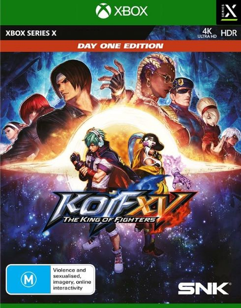 The King of Fighters XV D...
