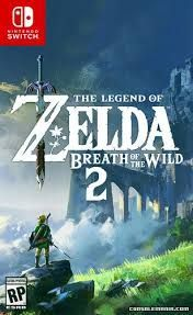 Foto The Legend of Zelda: Breath of the Wild 2 Pré-Venda (29/11/2020) Nintendo Switch