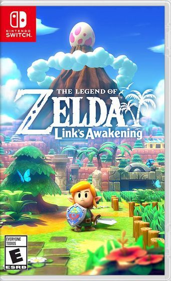 Foto The Legend of Zelda: Link's Awakening  Pré-Venda (20/09/2019) Nintendo Switch