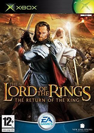 The Lord of The Rings Ret...