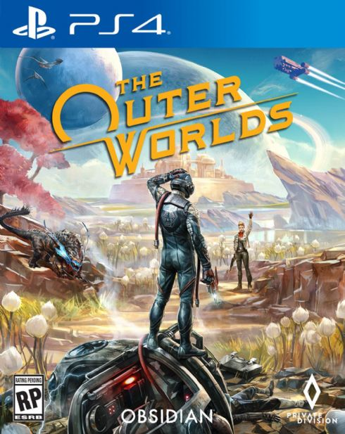 The Outer Worlds PS4 - Se...