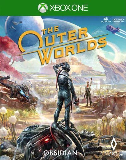 The Outer Worlds Pré-Vend...