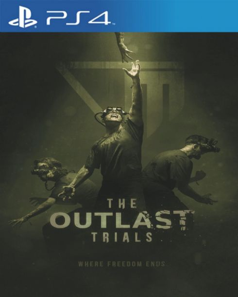 Foto The Outlast Trials Pré-Venda (29/10/2021) PS4