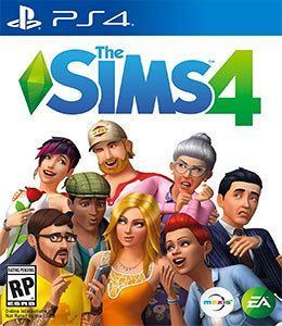 The Sims 4 PS4 - Seminovo