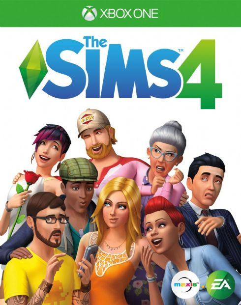 The Sims 4 XBOX ONE (Semi...