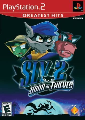 The Sly 2 band of Thieves...