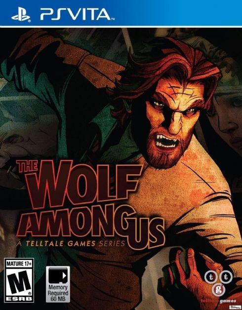 The Wolf Among Us PSVita...