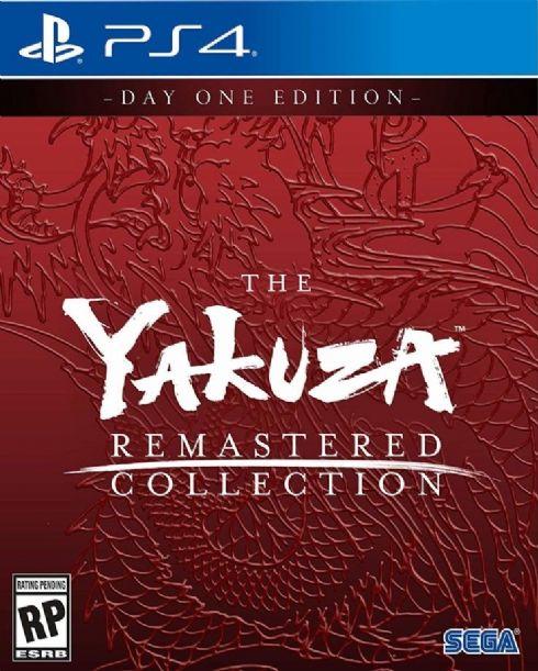 The Yakuza Remastered Col...