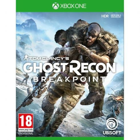 Foto Tom Clancy's Ghost Recon: Breakpoint Pré-Venda (15/10/2019) XBOX ONE