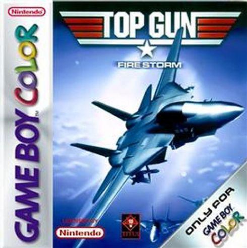 Top Gun Game Boy Color -...