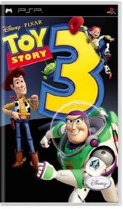 Toy Story 3 PSP - Seminovo
