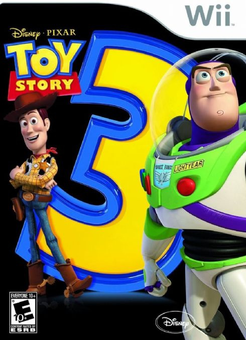 Toy Story 3 Wii - Seminov...