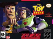 Toy Story Super Nintendo...