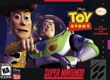 Toy Story Super Nintendo...