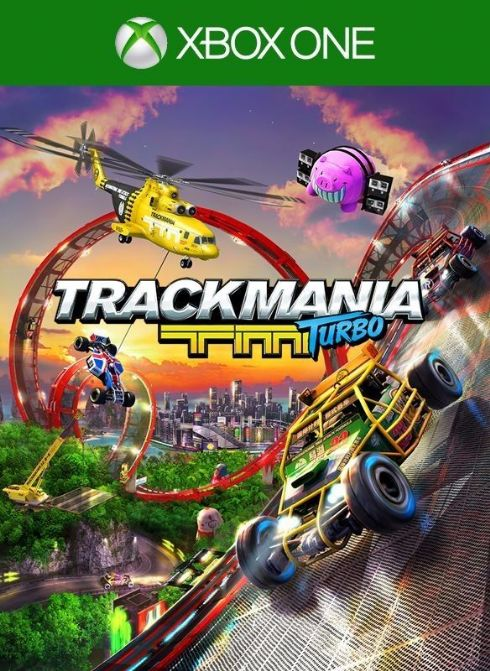Trackmania Turbo XBOX ONE...