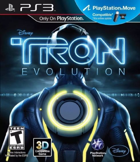 Tron PS3 - Seminovo