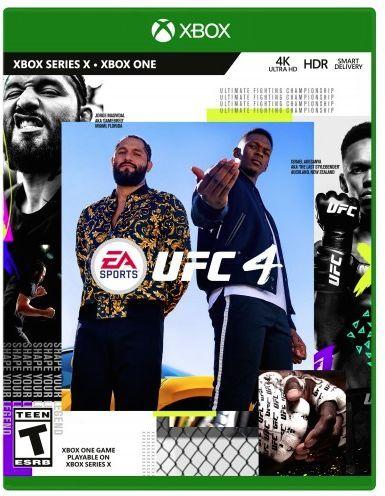 Foto UFC 4 XBOX ONE Pré-Venda (20/08/2020)