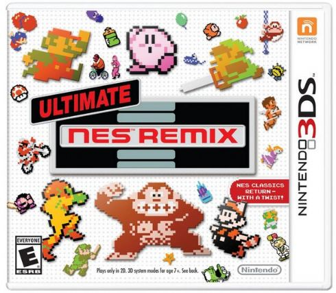 Ultimate NES Remix Pack 3...