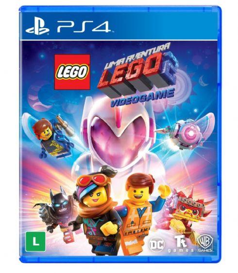 Uma Aventura Lego 2 PS4