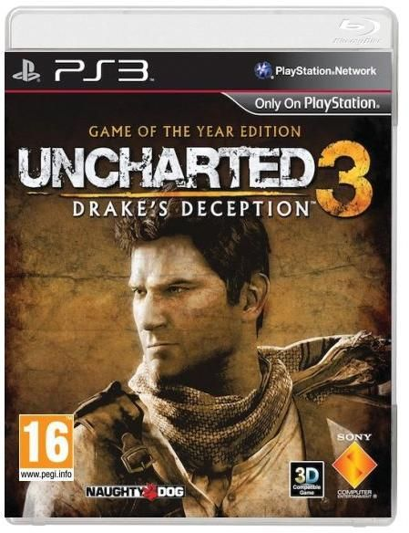 Uncharted 3 Drakes Decept...