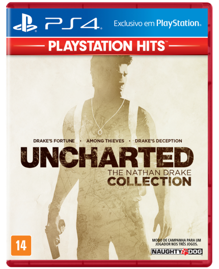 Uncharted Nathan Drake Co...