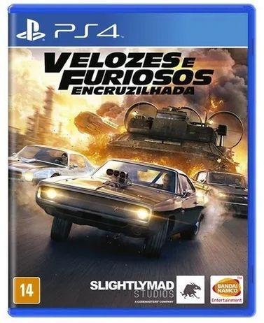 Foto Velozes e Furiosos Encruzilhada PS4