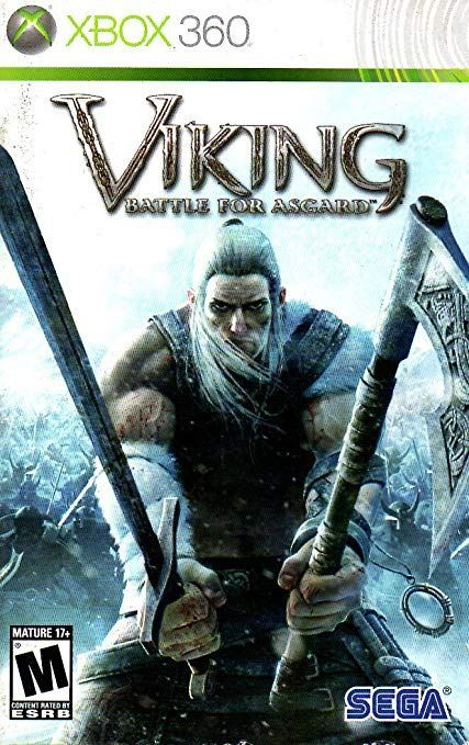 Viking Battle Asgard XBOX...