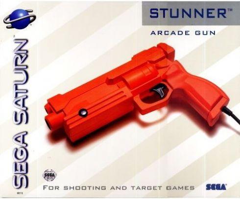 Virtua Gun Sega Saturn -...