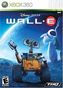 Wall E XBOX 360 - Seminov...