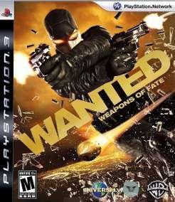 Wanted (Seminovo) PS3