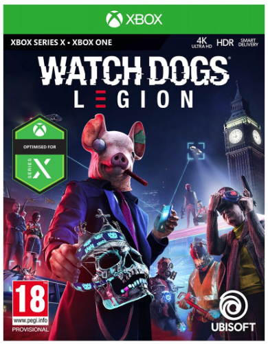 Watch Dogs: Legion XBOX