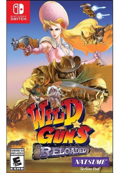 Wild Guns Reloaded Ninten...