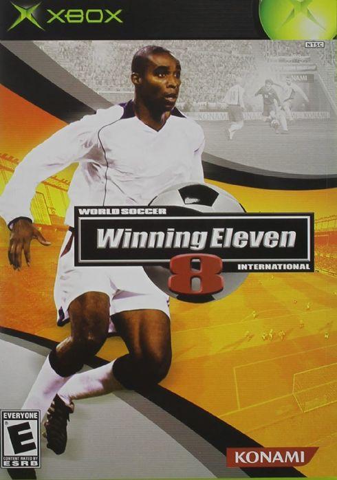 Winning Eleven 8 XBOX - S...