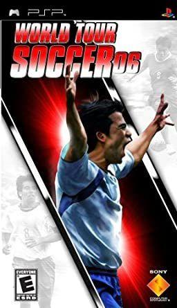 World Tour Soccer 06 PSP...