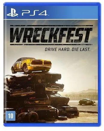 Wreckfest PS4 - Seminovo
