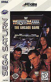 Wrestlemania The Arcade G...