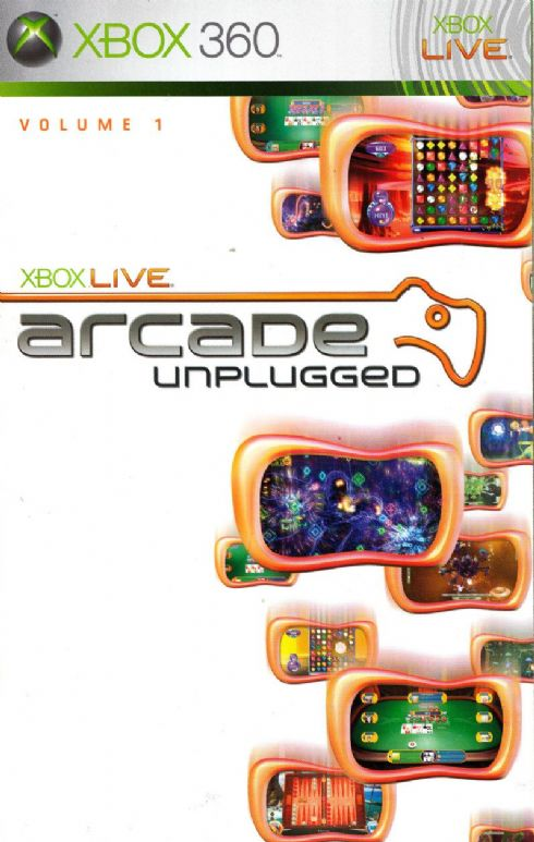 XBOX Live Arcade Unplugge...