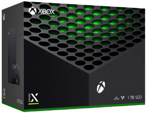XBOX Series X + 03 Anos de Garantia + Fr...
