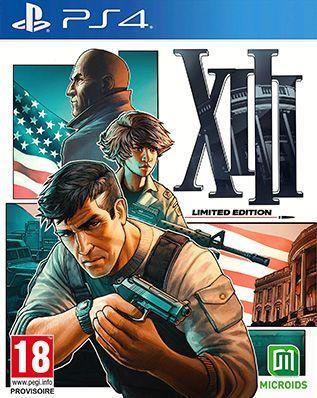 XIII Remake PS4 Pré-Venda...