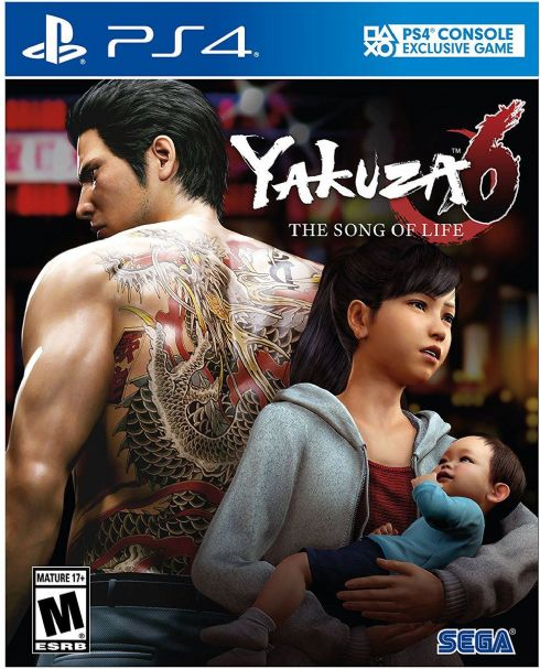 Yakuza 6: The Song of Lif...