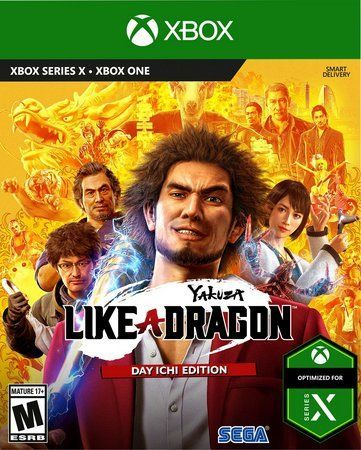 Yakuza Like a Dragon Pré-...