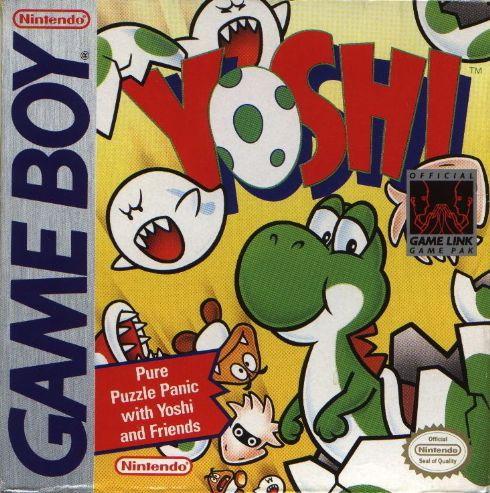 Yoshi Game Boy - Seminovo