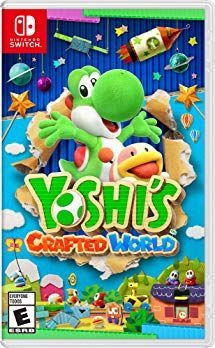 Foto Yoshi Crafted World  Nintendo Switch