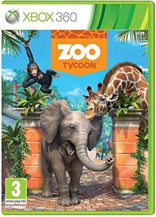 Zoo Tyccon XBOX 360 - Sem...