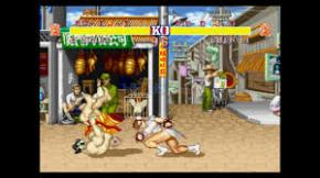 Foto Street Fighter II (Seminovo) Super Famicom