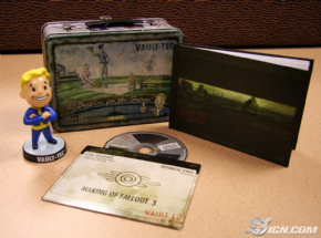 Foto Fallout 3 Collectors Edition PS3