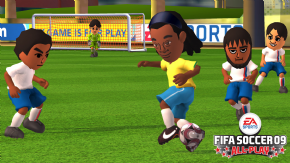 Foto FIFA Soccer All Play 09 (Seminovo) Wii
