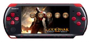 Foto PSP Ghost of Sparta Edition Sony Destravado (Seminovo)