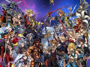 Foto Dissidia Final Fantasy (Seminovo) PSP