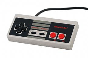 Foto Controle Original Nintendo Nes 8 Bits Nintendinho (Seminovo)